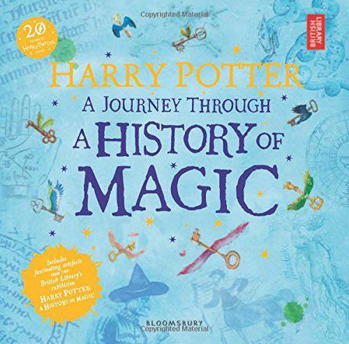 Harry Potter - Journey Through History of Magic-BuyBookBook
