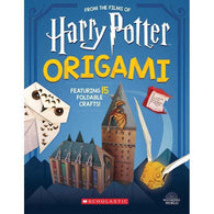 Harry Potter Origami 15 Paper-Folding Projects-BuyBookBook