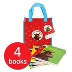 Hello Gruffalo! Collection (4 Books)-BuyBookBook