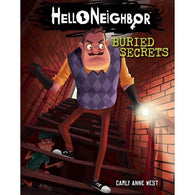 Hello Neighbor #03 Buried Secrets-BuyBookBook
