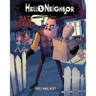 Hello Neighbor #04 Bad Blood-BuyBookBook