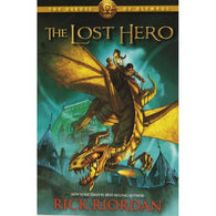 Heroes of Olympus #1 The Lost Hero-BuyBookBook