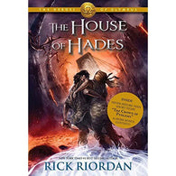 Heroes of Olympus #4 The House of Hades-BuyBookBook