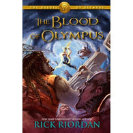 Heroes of Olympus #5 The Blood of Olympus-BuyBookBook