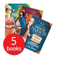 History VIP Collection (5 Books)-BuyBookBook