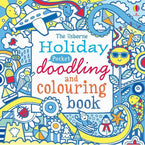 Holiday Pocket Doodling and Colouring Book-BuyBookBook