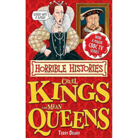 Horrible Histories Special - Cruel Kings and Mean Queens-BuyBookBook