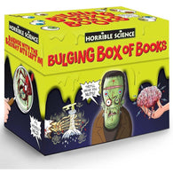 Horrible Science Collection: Bulging Box of Books (20 Books)-BuyBookBook