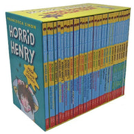 Horrid Henry Mega Collection (30 Books)-BuyBookBook