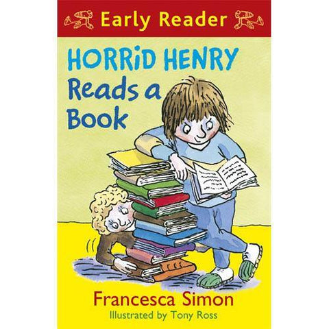 Horrid Henry Reads a Book (Early Reader)-BuyBookBook