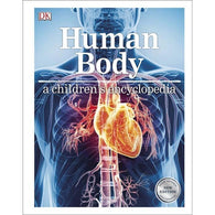 Human Body A Children's Encyclopedia (Hardback)-BuyBookBook