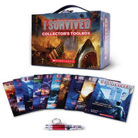 I Survived Collector's Toolbox (10 Books)-BuyBookBook