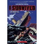 I Survived (Graphic Novel) The Sinking of the Titanic, 1912-BuyBookBook