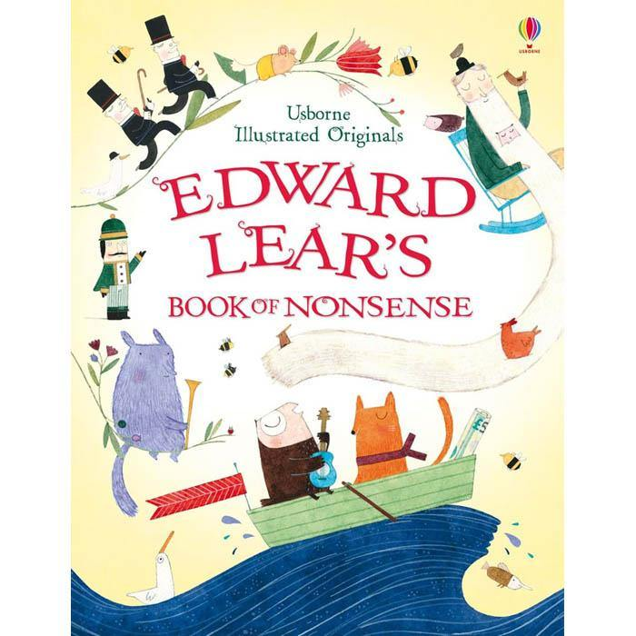 Illustrated Originals Edward Lear's Book of Nonsense-BuyBookBook
