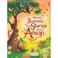 Illustrated Stories from Aesop (伊索寓言)-BuyBookBook
