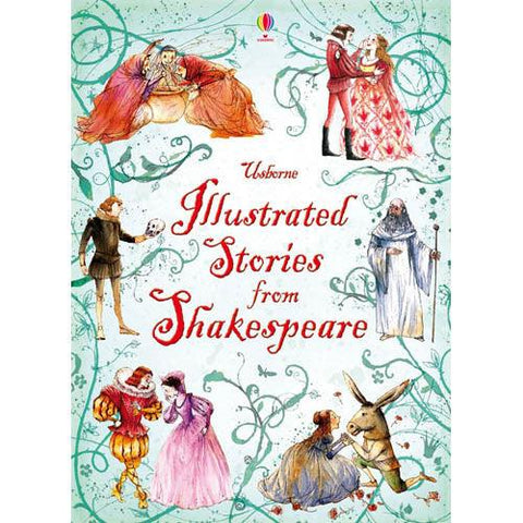 Illustrated Stories from Shakespeare (莎士比亞)-BuyBookBook