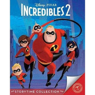 Incredibles 2: Storytime Collection (Hardback)-BuyBookBook