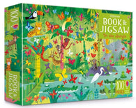 In the jungle Puzzle Book and Jigsaw-BuyBookBook