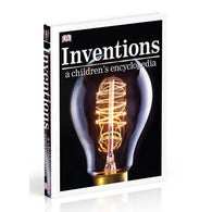 Inventions A Children's Encyclopedia (Hardback)-BuyBookBook
