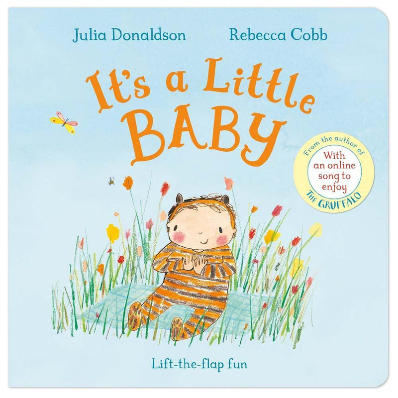 It's a Little Baby (Board Book) (J. Donaldson)-BuyBookBook