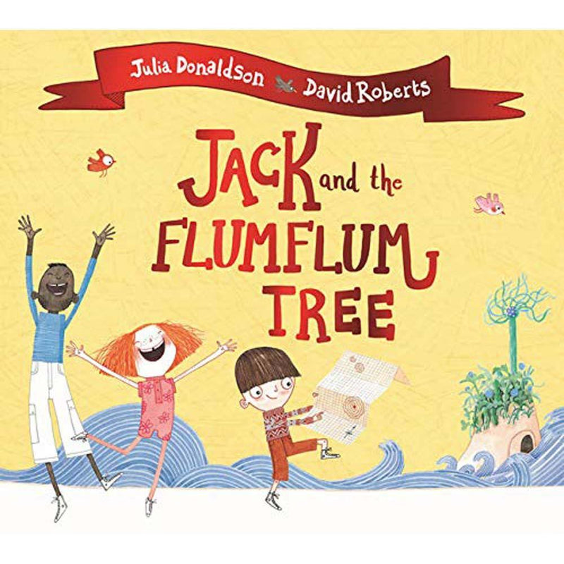 Jack and the Flumflum Tree (J. Donaldson)-BuyBookBook