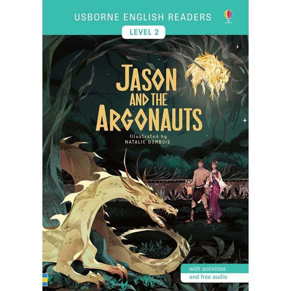Jason and the Argonauts (with Audio QR Code)-BuyBookBook