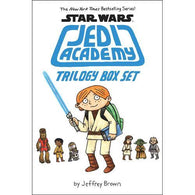 Star Wars Jedi Academy Trilogy Collection (3 book)-BuyBookBook