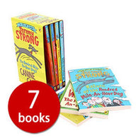 Jeremy Strong Collection (7 Books)-BuyBookBook