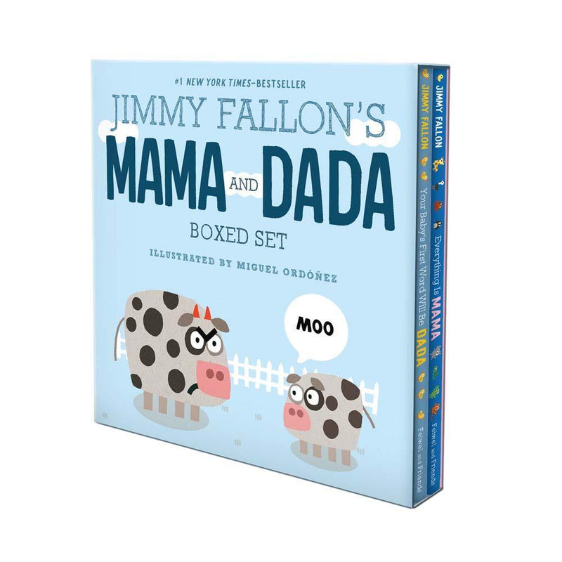 Jimmy Fallon's MAMA and DADA Boxed Set (Collection)-BuyBookBook