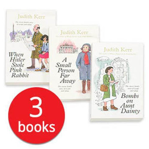 Judith Kerr Collection (3 Books)-BuyBookBook