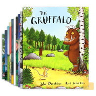 Julia Donaldson Collection (10 Books) (J. Donaldson)-BuyBookBook