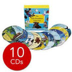 Julia Donaldson Audio Collection (10 CD)-BuyBookBook