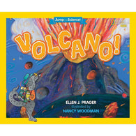 NGK Jump Into Science: Volcano-BuyBookBook