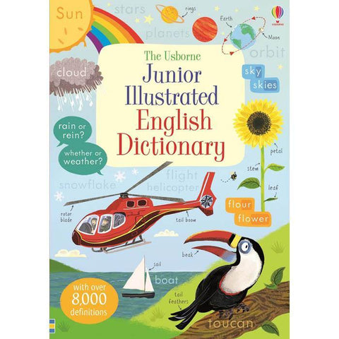 Junior illustrated English dictionary-BuyBookBook