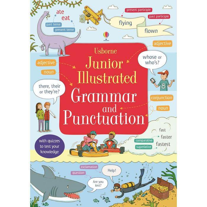 Junior illustrated grammar and punctuation-BuyBookBook