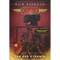 Kane Chronicles, The #1 The Red Pyramid-BuyBookBook