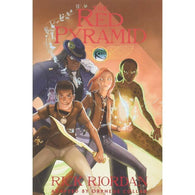 Kane Chronicles, The #1 The Red Pyramid (Graphic Novel)-BuyBookBook