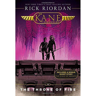 Kane Chronicles, The #2 The Throne of Fire-BuyBookBook