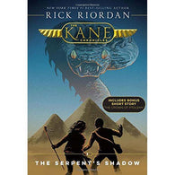 Kane Chronicles, The #3 The Serpent's Shadow-BuyBookBook