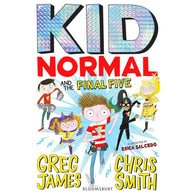 Kid Normal #04 and the Final Five-BuyBookBook