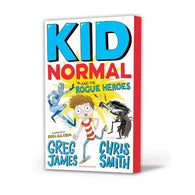 Kid Normal #02 and the Rogue Heroes-BuyBookBook