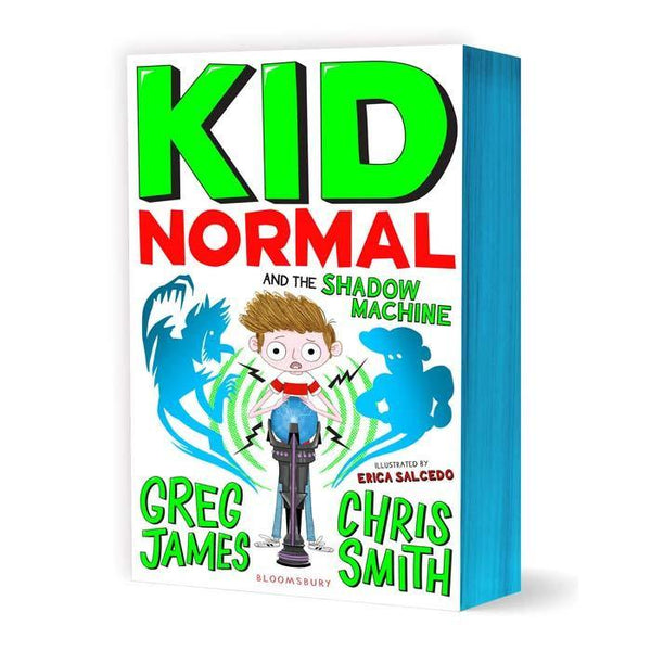 Kid Normal #03 and the Shadow Machine-BuyBookBook