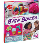 Klutz Make Your Own Bath Bombs-BuyBookBook