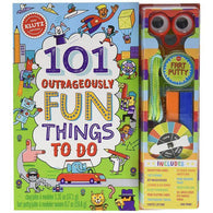 Klutz 101 Outrageously Fun Things To Do-BuyBookBook