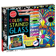 Klutz Color in Stained Glass-BuyBookBook