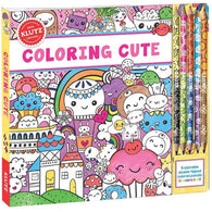 Klutz Coloring Cute-BuyBookBook
