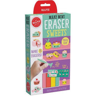 Klutz Make Mini Eraser Sweets-BuyBookBook