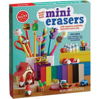 Klutz Make Your Own Mini Erasers-BuyBookBook