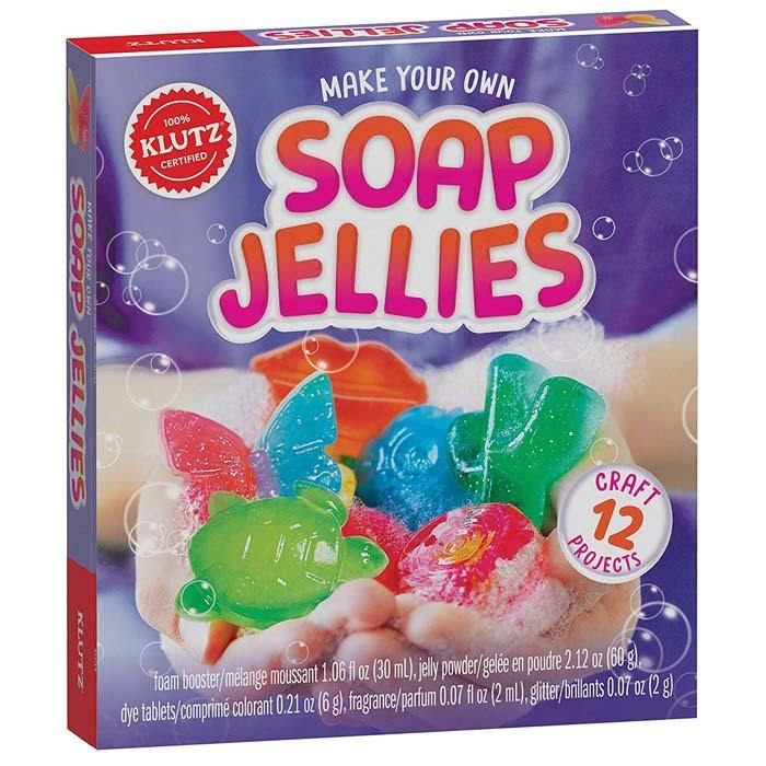 Klutz Make Your Own Soap Jellies-BuyBookBook