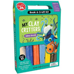 Klutz Junior My Clay Critters Craft Kit-BuyBookBook